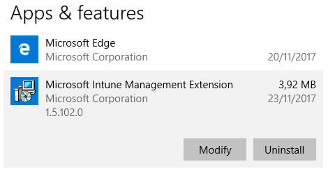 Deep dive Microsoft Intune Management Extension – PowerShell Scripts