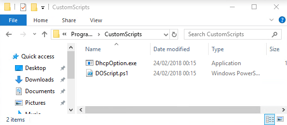 DOScriptProgramDataFiles