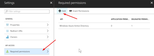 RequiredPermissions