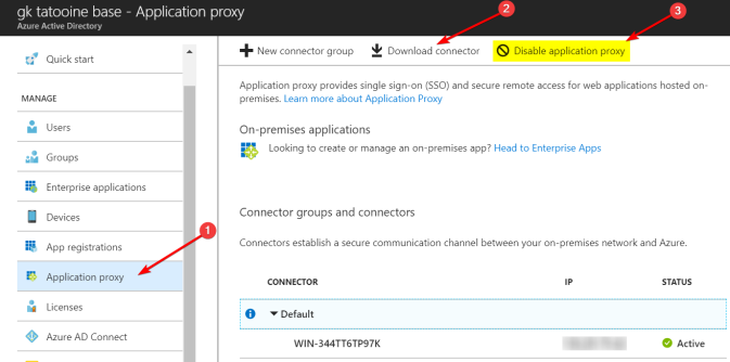 Intune Managed Browser (MAM) with Azure AD Application Proxy