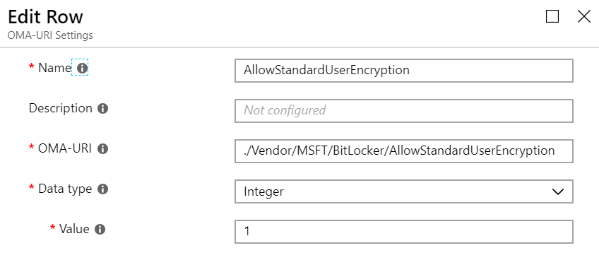 Enabling BitLocker on non-HSTI devices with Intune – Modern