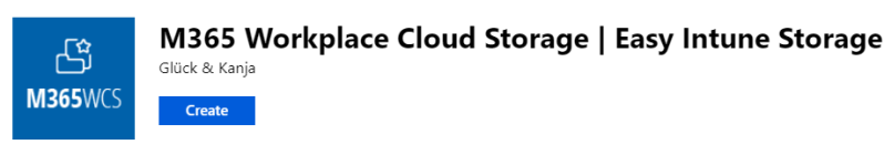 M365 Workplace Cloud Storage