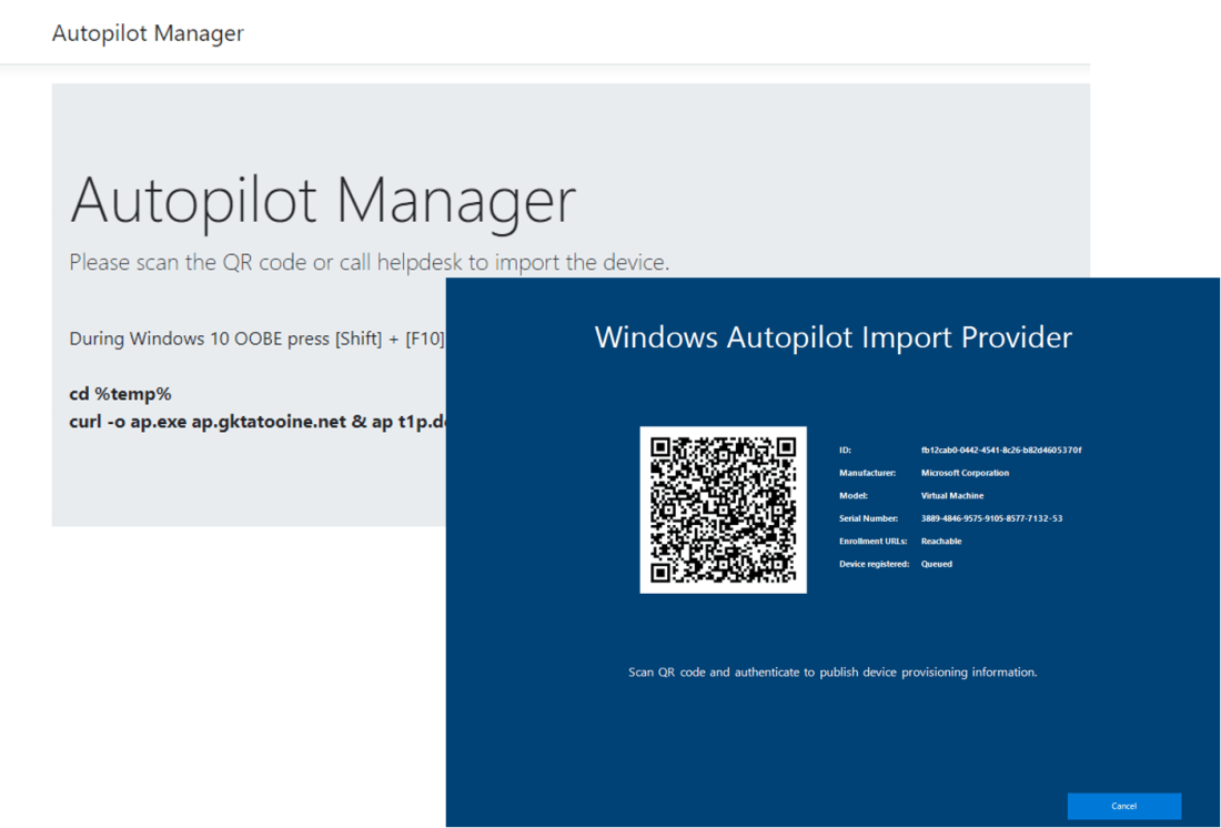 Autopilot Manager inclusive client program